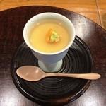 27359156 - 雲丹の茶碗蒸し