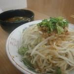 ラーメン荘 歴史を刻め - 限定のつけ麺¥750