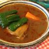 薬膳カリイ本舗 Ajanta - 料理写真:とりの薬膳スープ