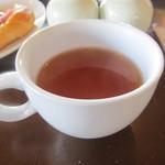 木もれ陽のテラス - ドリンクはコーヒーと紅茶