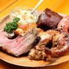 ブラジリアン食堂 BANCHO - 料理写真:シュラスコ5点盛り合わせ