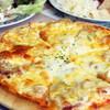 チーズ王国 - 料理写真:食べ放題のピザ
