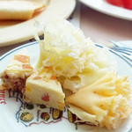 チーズ王国 - メロン&マンゴーのチーズがお気に入り