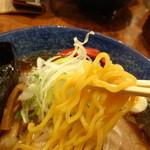 おおくら山 - 麺アップ