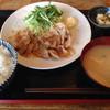 まつみ - 料理写真:生姜焼き