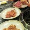 泰久館 - 料理写真:ホルモン、ロース、タン