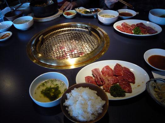 月波 炭火焼肉
