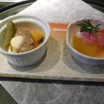 八景 - 前菜二種