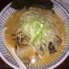 へのへのもてじ - 料理写真:味噌とんこつ