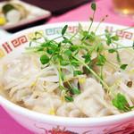 肉汁餃子製作所 - 料理写真:テイクアウト餃子で水餃子