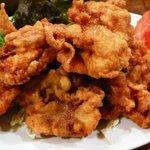 酒処 蔵 - 鶏の唐揚げ