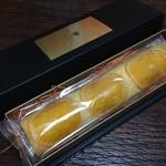 ポアール・テアトル - オランジュブラン 1200円(税別)