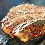 玉てん - 料理写真:モダン焼き