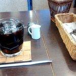 茅ヶ崎珈琲倶楽部 - アイスコーヒー