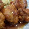 しんの - 料理写真:甘酢あんかけとりから定食