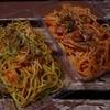 汁屋 - 料理写真:焼きそば・カレー味にケチャップ味。1個100円です。