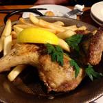SPAIN BAR&CAFE Esperanza - スペイン産ひな鳥のアサード様!!鶏男悶絶の逸品ですよ☆