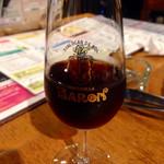 SPAIN BAR&CAFE Esperanza - シェリー酒のなかでも大好きなオロロソ様~良い香り♪