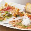 ドッグカフェ&レストラン ブルスケッタ - 料理写真:☆オードブル盛合せ