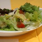 メルカートロッソ - サラダ