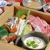 門前茶寮彌生座 - 料理写真:一番人気の名物「山のせいろ蒸し」
