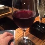 桜木町ハーブス - 赤ワイングラス