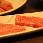 山水園 - 料理写真:肉