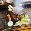 陽氣茶屋 - 料理写真:地鶏炭火焼き