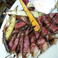 福島牛のサーロインステーキ(200g~)