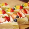 パティスリー ピック・ヴィット - 料理写真:季節のフルーツを贅沢に使用したタルト