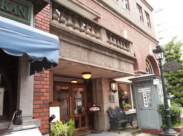 馬車道十番館 レストラン