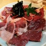川仙 - 鹿肉刺