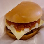 モスバーガー - 料理写真:モスチーズバーガー