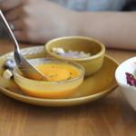 ユーヨーカフェ - 日替わりランチの前菜