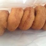 豆腐茶屋 佐白山のとうふ屋 - 豆乳ドーナツ(5つ入り)450円