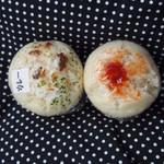 しのぱん - 大辛カレーとチーズ