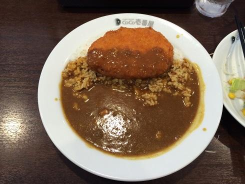 カレーハウス CoCo壱番屋 松江田和山店