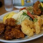 中華料理ぐら - ぐら定食¥950