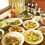 四川飯店 - 本格中華料理、お飲み物各種取り揃えてご来店お待ちしております