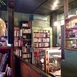 アール座読書館 - 本や雑誌も多少あります