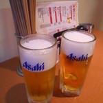 焼肉たむら - 生ビール