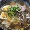 さかな家 - 料理写真:夏季限定の韓国冷麺