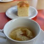 27547832 - ラビオリのスープ