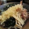 風りん亭 - 料理写真: 2013.01.03 磯天おろし