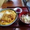 三桝 - 料理写真:カツ丼