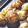 蛸のつぼ - 料理写真:好きな焼き加減で自分好みに♪