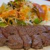洋食鉄板焼 OPEN SESAME! - 料理写真: ヒレステーキセット