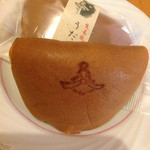 登美家 里泉 - 料理写真:うだつ焼き  130円