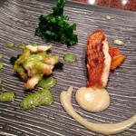 新和食 はな - 鮮魚の鉄板焼き