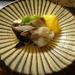 なな治 -  鳥貝の黄身酢和え